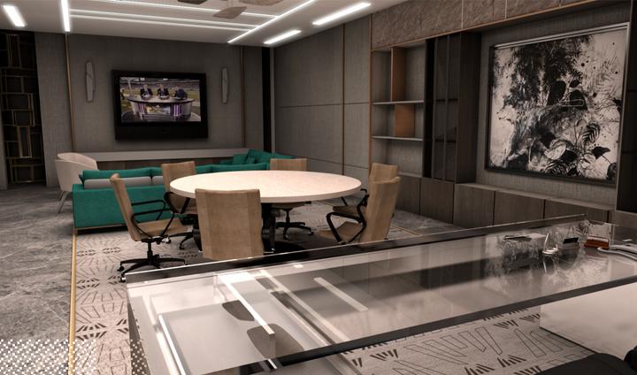 Mashied- CEO office