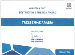 Unilever Best Digital Campaign