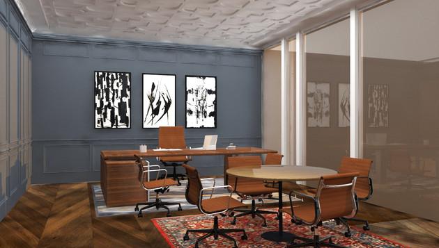 Attar Office- CEO office 01