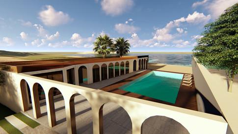 Beach Resort- overview