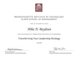 MIT Executive Education