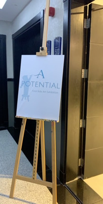 A Potential Entrance