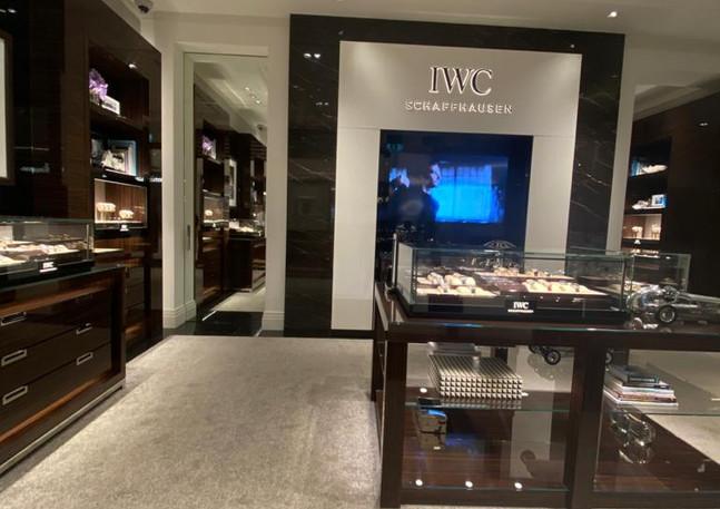 IWC- interior