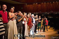 Sala sinfónica CCK (Bs As)