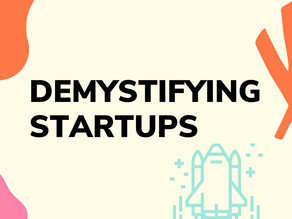 Demystifying Startups (Part 2) - Scalability of Product.