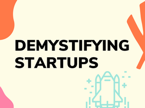 Demystifying Startups (Part 1) - Unique is not always Better.