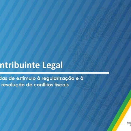 Governo edita MP do Contribuinte Legal, para estimular a regularização de dívidas com a União