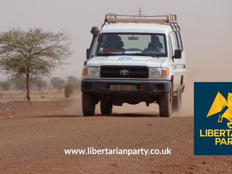 Humanitarian Aid & Development Aid.