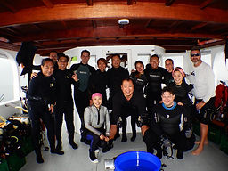 Diving Trip Expedition Holiday
