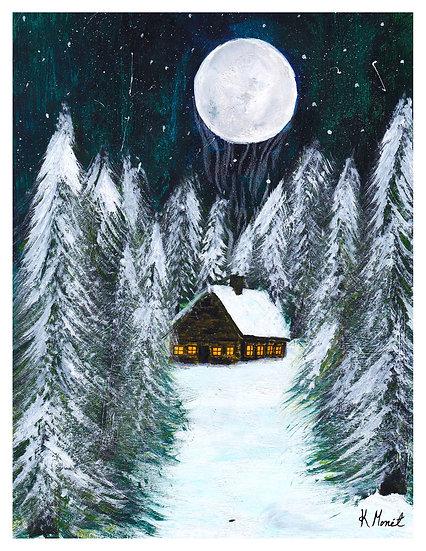 Blissful Winter