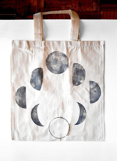 Moon Phase Tote bag