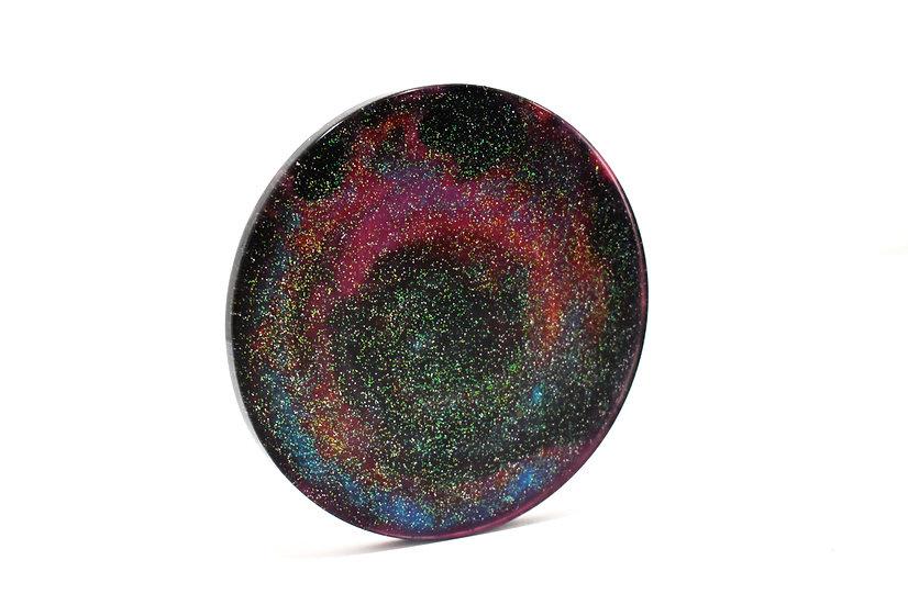 Spiral Nebula Coasters (4 Set)
