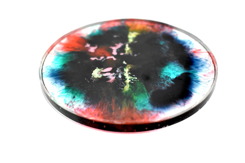 Combustion Coasters (4 Set)