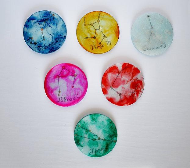 Zodiac Mix and Match Coasters