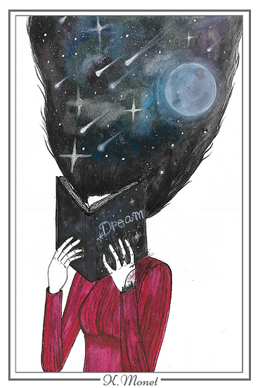 Dreamers Book Postcard Set