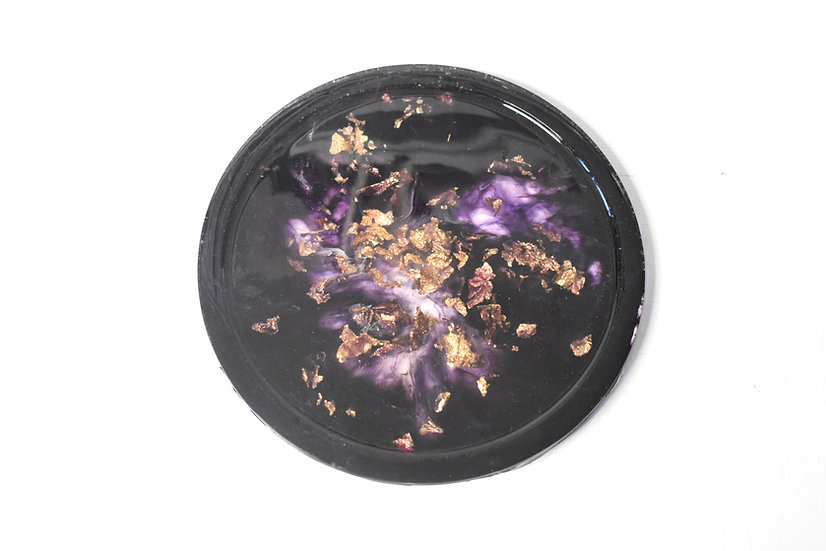 Midnight Purple Jewelry Tray