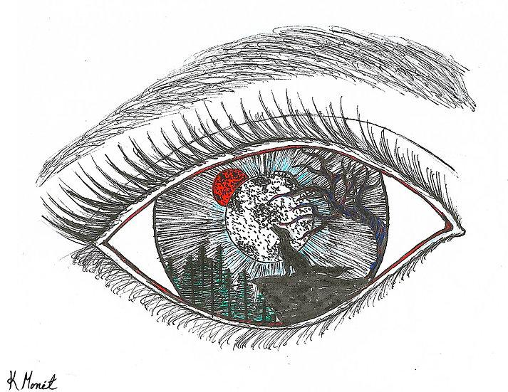 Night Eye (Ink)