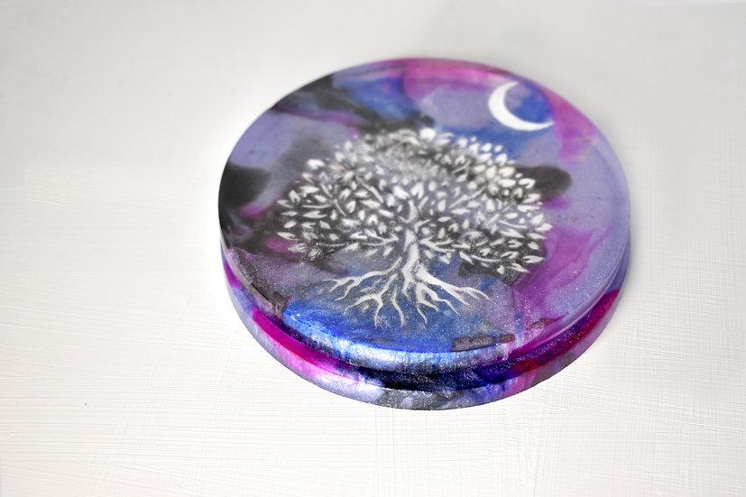 Tree of Life Coasters (4 Set)