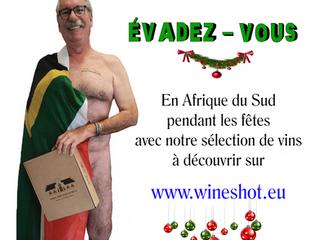 OSEZ les vins d'Afrique du Sud