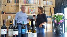Les Vins sud-africains invités chez COSY WORK PLACE