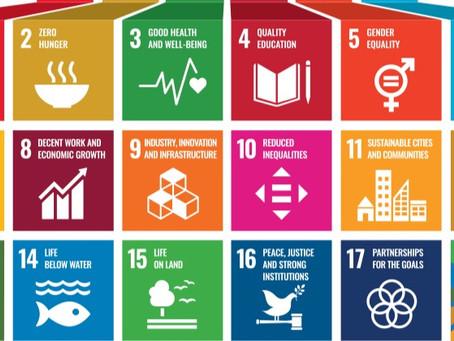 17 Nachhaltigkeitsziele