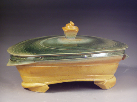 Oval Arched Casserole