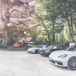 Fahrertage Porsche Zentrum Bamberg & Bayreuth