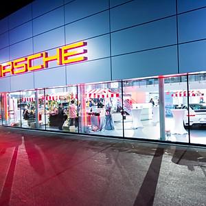 Porsche Cayenne Präsentation
