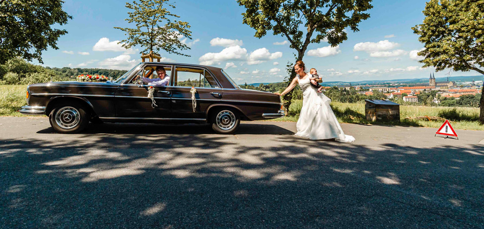 Kreative Hochzeitsfotografie Bamberg | Konstanz Bill Drechsler