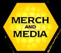 Sectaurs Merchandise & Media