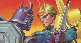 Dargon and Spidrax - Commanders of War