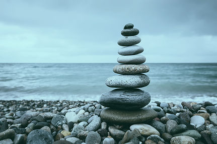 Rocks-finding-balance