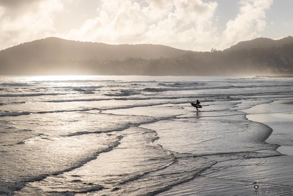Summer sports - surfing