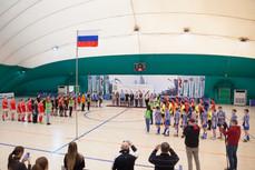 В Москве состоялся финал Всероссийского турнира по мини-футболу для детей из детских домов и школ-ин