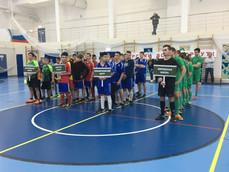 В Туле стартовал ll Всероссийский турнир по мини-футболу для детей из детских домов и школ-интернато