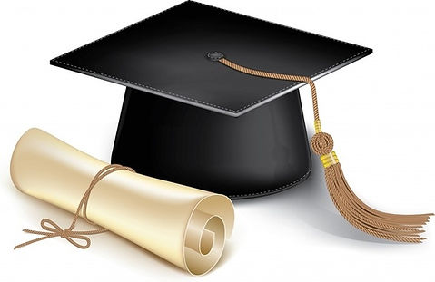 graduation_cap_and_diploma_vector_294288