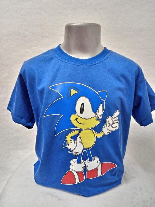 Camiseta Sonik