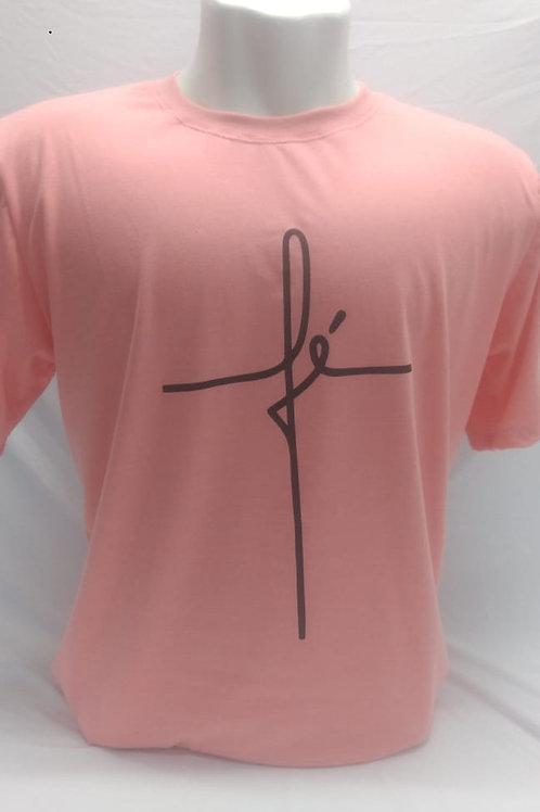 Camiseta Fé