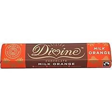 Divine Milk Orange