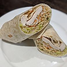 Vietnamese Chicken Wrap