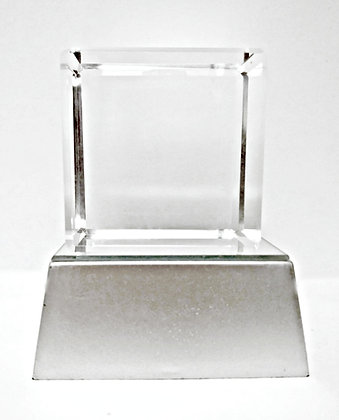 50mm Crystal Cube Set