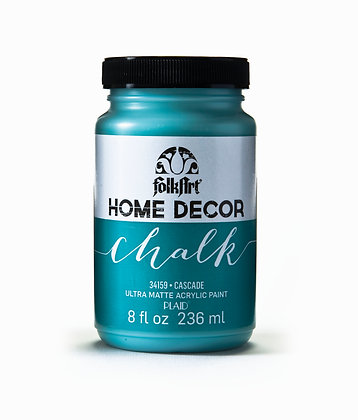 Folk Art Home Decor Chalk Paint-Cascade