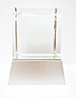 60mm Crystal Cube Set