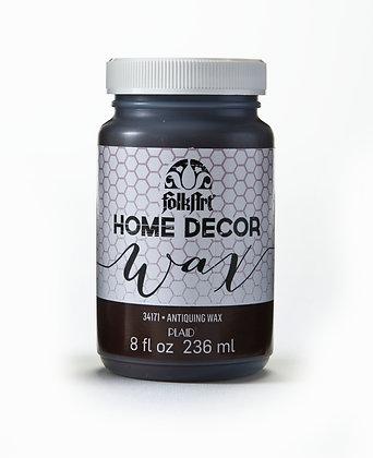 Folk Art Home Decor Antiquing Wax