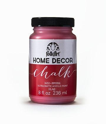 Folk Art Home Decor Chalk Paint-Imperial