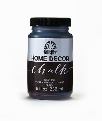 Folk Art Home Decor Chalk Paint-Java