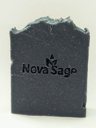 Facial/body Soap-Activated Charcoal and Tea Tree