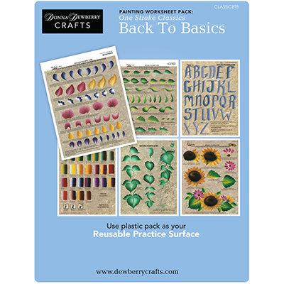 One Stroke Classics Back To Basics Worksheets
