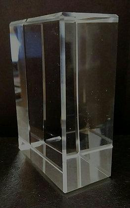 Thin Rectangle Block- Small Set