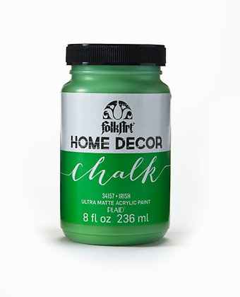 Folk Art Home Decor Chalk Paint-Irish
